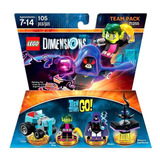 Lego Dimensions Teen Titans Go Team Pack 71255 Ps3 Ps4 Xbox