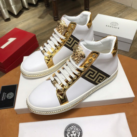 Zapatillas Zapatos Versace Gucci Louis Vuitton
