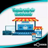 Tienda Web Online Para Electrónica Y Computación