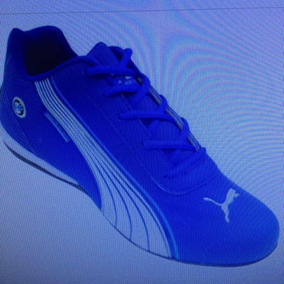58e0a32e3c7 Tenis Pullman Bmw Botinha Puma Ferrari - Tênis para Masculino Azul ...