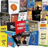 Mega Pack Más De 600 Libros Educación Financiera Y Liderazgo
