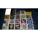 Nintendo 3ds Xl + 18 Juegos Físicos