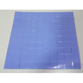 Thermal Pad Termico Folha 100mm X 100mm X 1mm