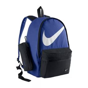 Mochila Nike Azul Original