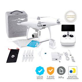 Drone Dji Phantom 4 Pro+ Com Rádio Controle Com Tela 5.5