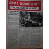 Reportaje Antiguo Secta Los Ni?os De Dios 1977