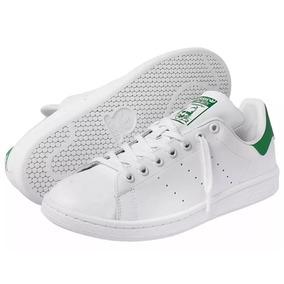 4d2763fd03e Adidas Stan Smith Velcro Estiloso no Mercado Livre Brasil