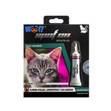 Pipeta Para Gatos Anti Pulgas Animal Defensa