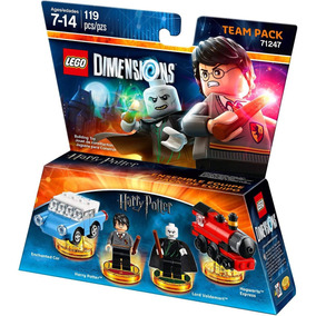 Lego Dimensions Harry Potter Team Pack 71247 Ps4 Ps3 Xbox Wi