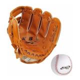Guante Baseball Beisbol + Pelota - Nuevo / Diverti
