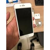 iPhone 7 Rosé 32gb Semi Novo Com Nf Sem Marcas De Uso