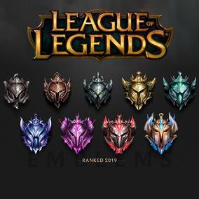 League Of Legends   Elo Boost Hierro A Diamante  en 1 Semana