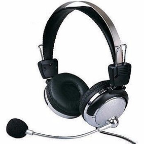 Headphone Com Microfone Pc Jogo Alta Qualidade