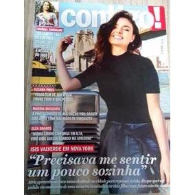 Revista Contigo 2097/15 - Isis/roberto/marquezine/kadu/