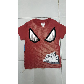 Playera Spiderman