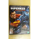 Dvd Superman Sem Limites - Dc Universe Animado