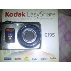 Camara Kodak Easysahre C195