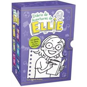 Box Diário De Aventuras Da Ellie - Com 6 Livros