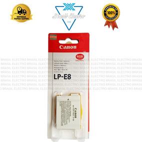 Bateria Canon Lp-e8 T2i T3i T5i X4 X5 550d 600d