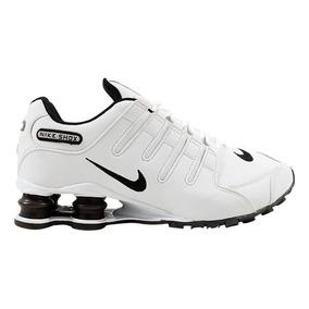 07f6b4563 Nike Shox Branco - Nike para Masculino no Mercado Livre Brasil