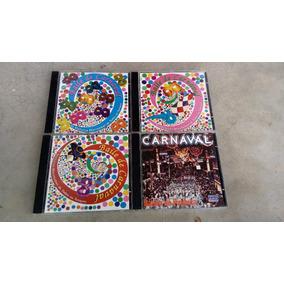 Baile De Carnaval Coleção Com 3 Cds + Banda Do Pinduca