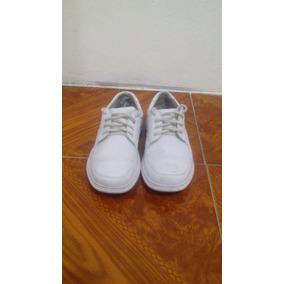 Zapato Color Blanco De Enfermeria