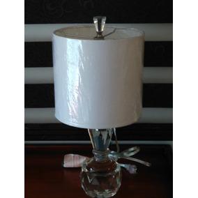 Lámpara De Mesa De Cristal