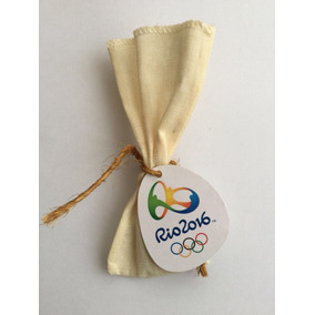 Moeda Comemorativa Da Entrega Da Bandeira Olímpica