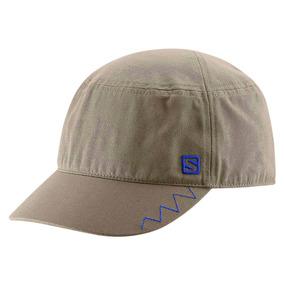 Gorra Salomon Military Unisex Beige 452792d6be4