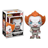 Funko Pop Pennywise With Boat 472 - It