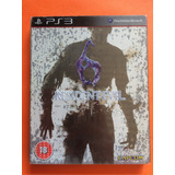 Resident Evil 6 Europea Edition Ps3