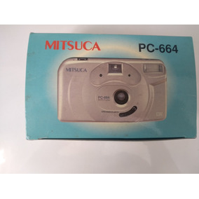 Câmera Fotográfica Mitsuca Pc664