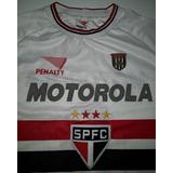 Camisa França São Paulo 2000 Penalty Campeao Motorola - 91