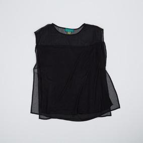 Blusa Sobre Pieza Negro Tscbell03/13 Tienda Oficial