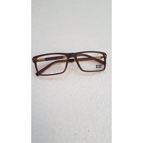 Armação Oculos De Grau Montblanc Mb382 Gold Black Sem Aro - Óculos ... ab93d11c5a