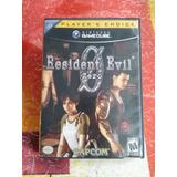 Resident Evil Zero Game Cubo