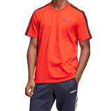 Camisa adidas Essentials 3-stripes Algodão Masculina Du0444 9b905e703d7e7