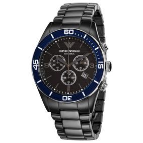 d2f439ad75e Relógio Emporio Armani Ar1429 Ceramica Frete Grátis - Relógios De ...