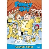 Family Guy Volume 3: Zona 1, Importada, Original! 3 Discos
