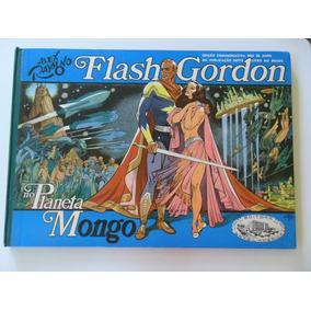 Flash Gordon No Planeta Mongo! Vol 1! Ebal 1987!