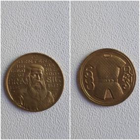 Moeda 500 Reis 1932 Coletinho Muito Nova Estado Sob