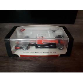 Miniatura F1 Jules Bianchi Marussia 2014 Spark 1/43