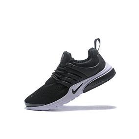 new photos a67f2 49250 Zapatillas Nike Air Presto Negro Y Blanco 40-46 2018