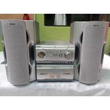 Equipo De Sonido Sony Mhc-w25