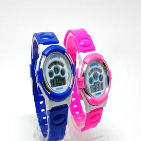 Relógio De Criança Masculino Feminino 2 Unidade Em Promoção