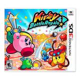 Videojuego Sw Nintendo 3ds Kirby Battle Royale