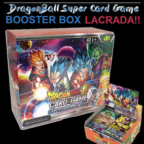 Dragonball Deck Starter Edition Awakening Booster Box 24 Uni
