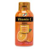 7 Seleccione Vitamina C Inmunidad Boost Orange 2 Oz 8 Pac...