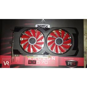 Tarjeta De Video Xfx Amd Radeon Rx 570