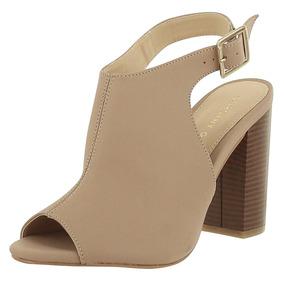 Sandalia Block Heels Dama Mujer Zapato Tacon Dorothy Gaynor